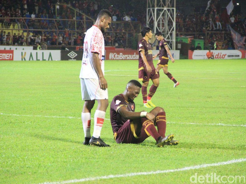 PSM Makassar Susah Tampil Full Team di Liga 1