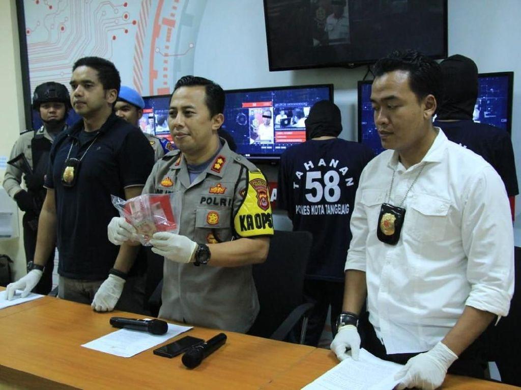 Pilkades di Kabupaten Tangerang Jadi Ajang Judi, 3 Pelaku Dibekuk Polisi