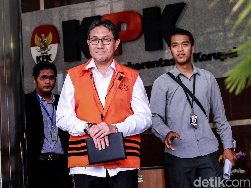 Eks Anggota DPR Sukiman Tersangka Kasus Mafia Anggaran Segera Disidang