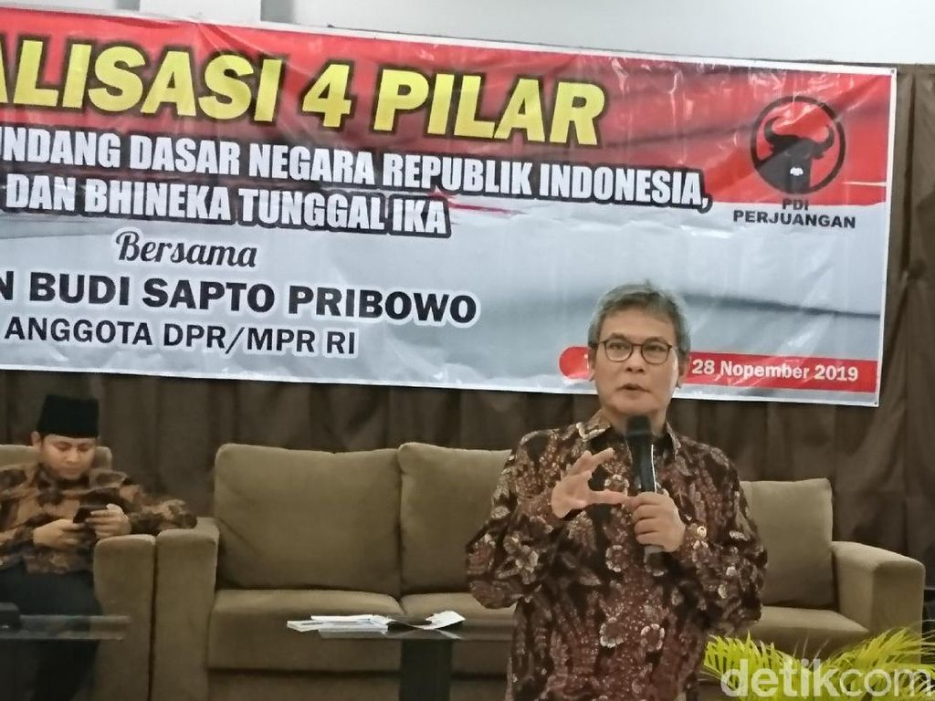 Johan Budi Tak Sepakat Wacana Presiden Tiga Periode
