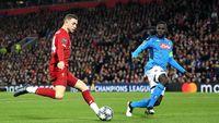 Napoli yang Defensif Begitu Menyulitkan Liverpool