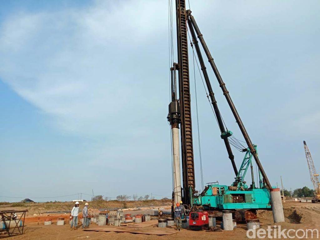 Jalan Akses Pelabuhan Patimban Sudah 55%, Bisa Rampung 2020?