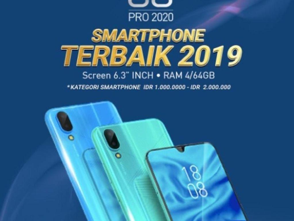 ADVAN G3 Pro Raih Penghargaan Smartphone Terbaik 2019