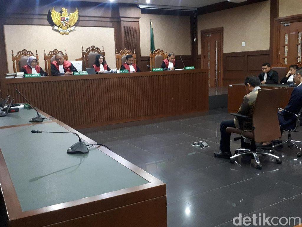 Penyuap Eks Aspidum Kejati DKI Divonis 3 Tahun Penjara