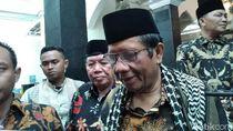Muncul Tagar #JokowiTakutFPI di Medsos, Ini Respons Mahfud Md