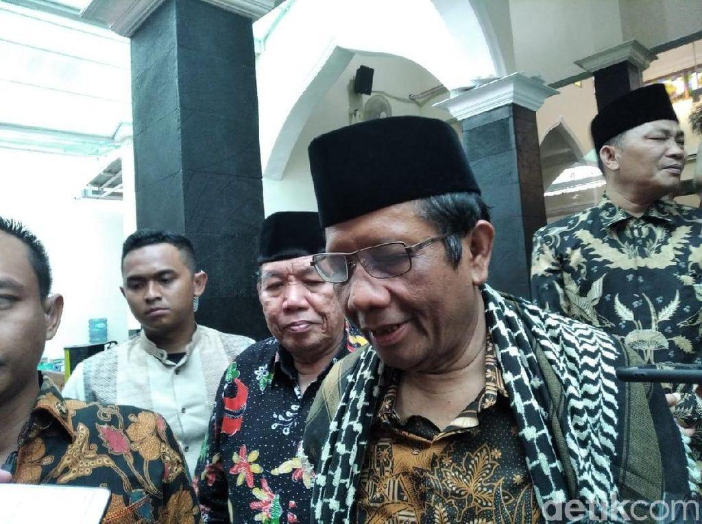 Mahfud Md soal Situasi Papua Jelang HUT OPM: Letupan Kecil Biasa