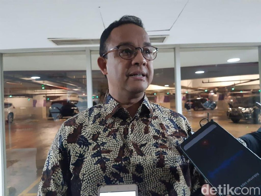 Indeks Kerukunan di DKI Rendah, Anies Minta FKUB Kaji Hasil Survei Kemenag
