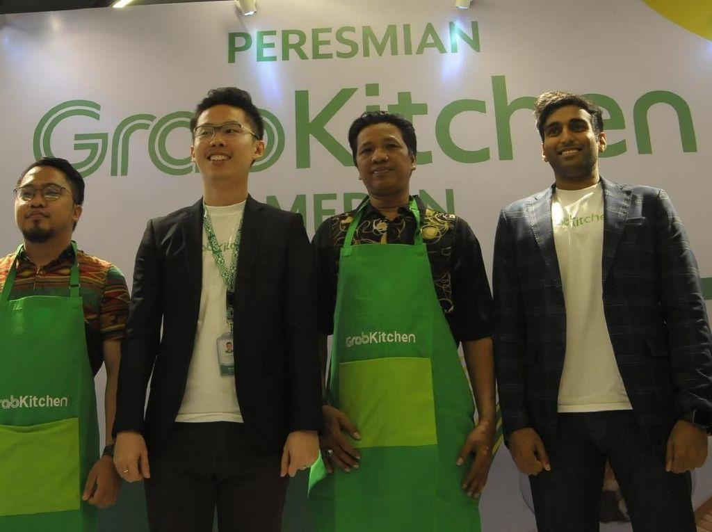 Grab Perluas Layanan GrabKitchen ke Medan