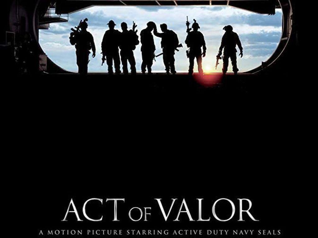 Sinopsis Lengkap Act of Valor, Film yang Dibintangi Alex Veadov