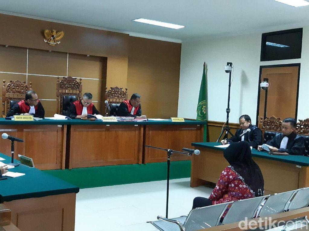 Kasus Korupsi Dana Koni Kota Tangerang, Eks Bendahara Divonis 6 Tahun