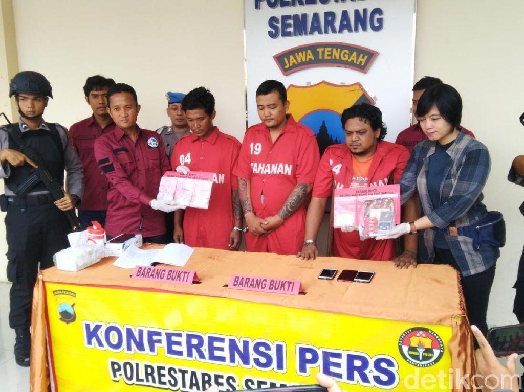Dibongkar! Penyelundupan Narkoba Dimasukkan Dubur ke Lapas Semarang