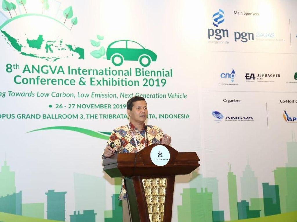 Dorong Transportasi Rendah Emisi, PGN Siap Penuhi Energi Bersih