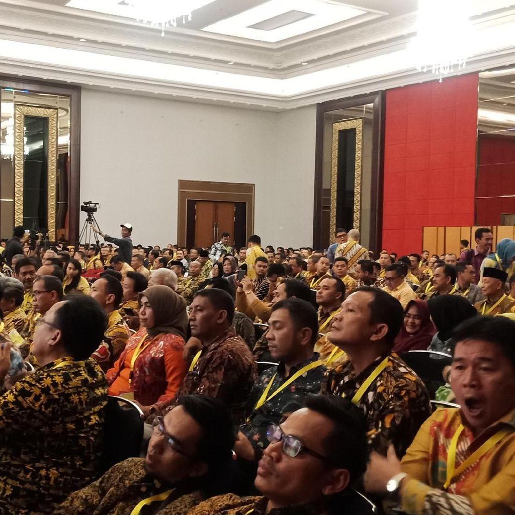 Golkar Gelar Pendidikan Politik, Mendagri-Menkeu Dijadwalkan Isi Materi