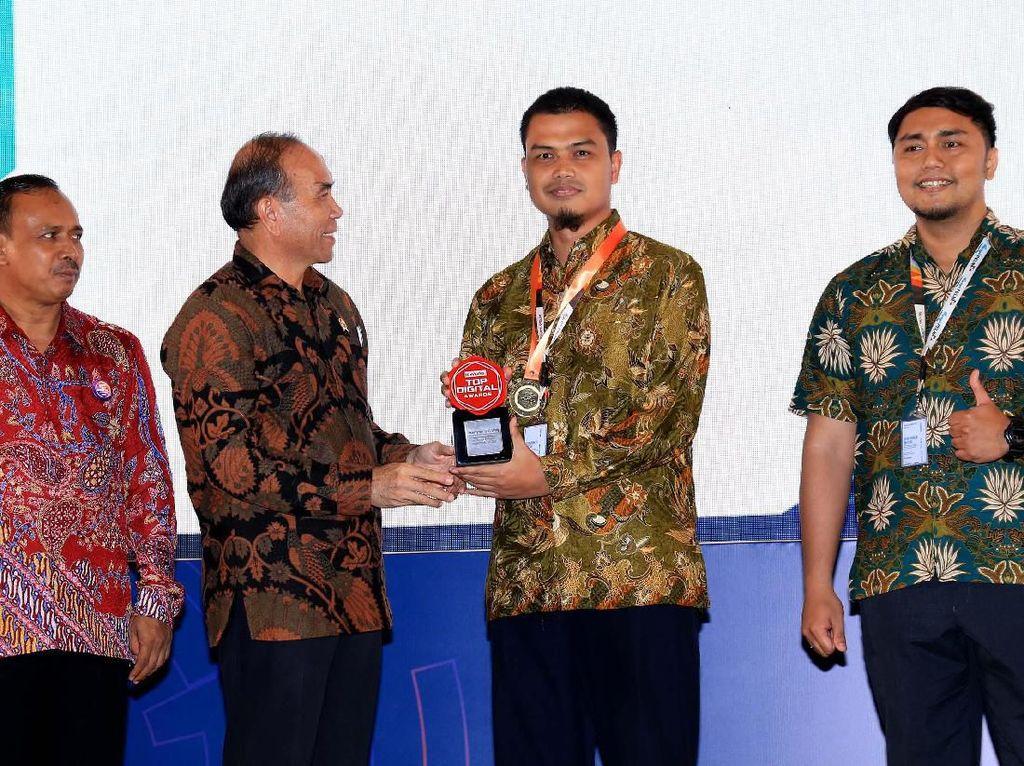 Pelni Sabet 2 Penghargaan Top Digital Award 2019