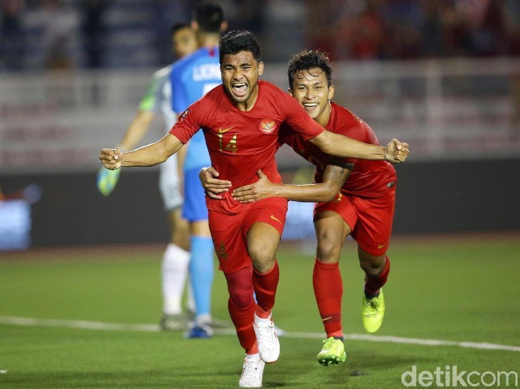 Jadwal Siaran Langsung SEA Games 2019: Vietnam Vs Indonesia