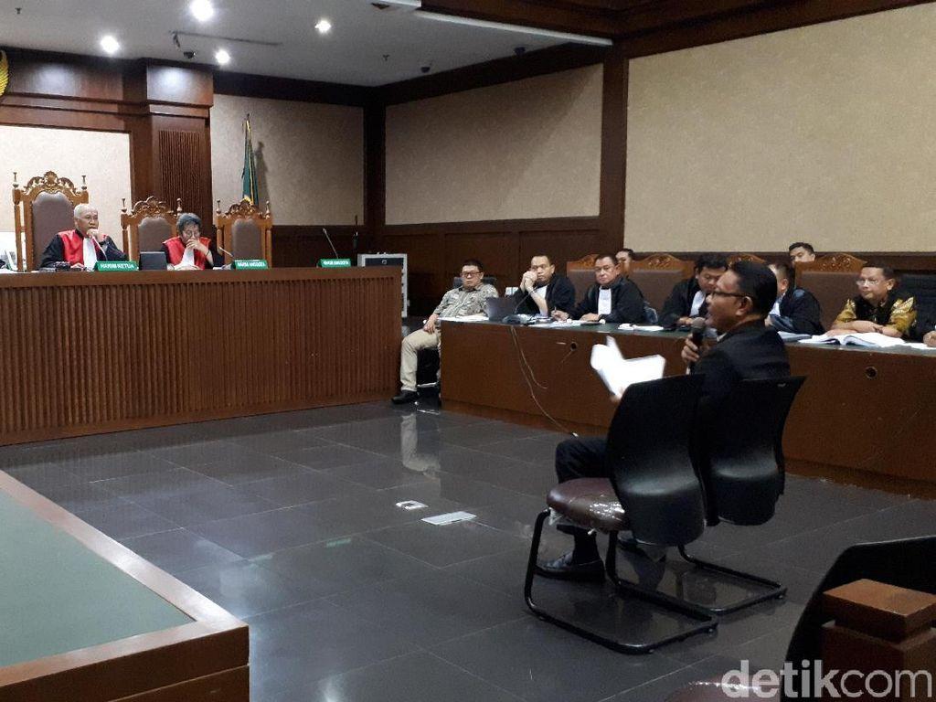 Nyoman Dhamantra Bantah Tatam Anak Bu Mega Terlibat, KPK Siapkan Saksi