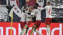 Video RB Leipzig Lolos Dramatis ke Babak 16 Besar!