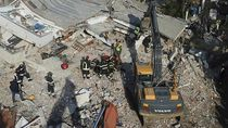 Albania Tangkap 9 Orang, Diduga Jadi Penyebab Gedung Roboh saat Gempa