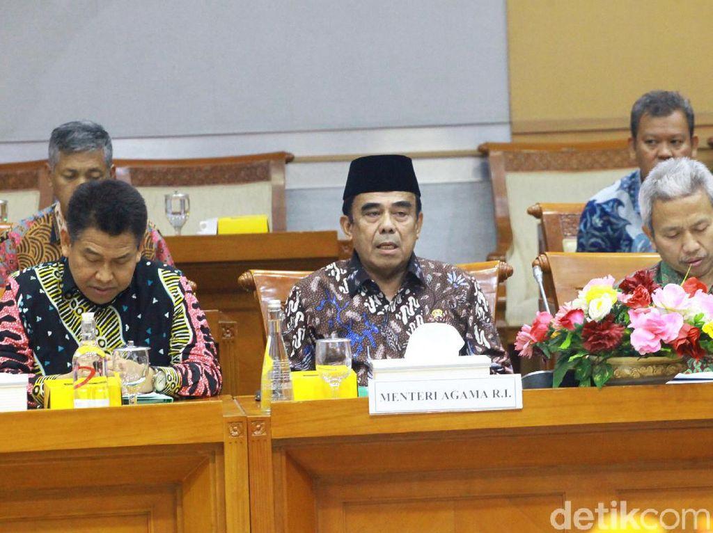 Menag Fachrul Razi: FPI Beda dengan HTI