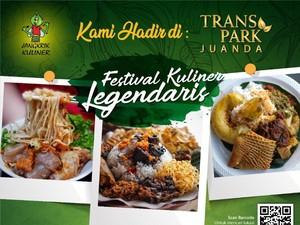 Reunian dengan Makanan Legendaris Ini Dijamin Nostalgia!