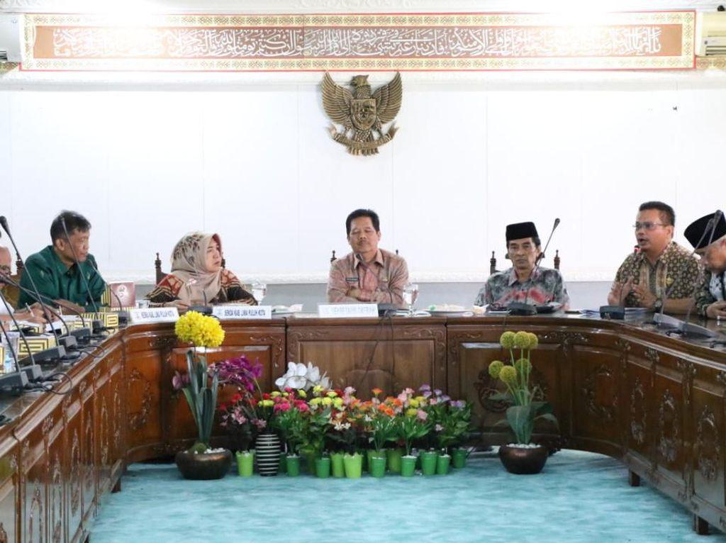 Pemkab Lima Puluh Kota Tiru Program Keagamaan Kabupaten Serang