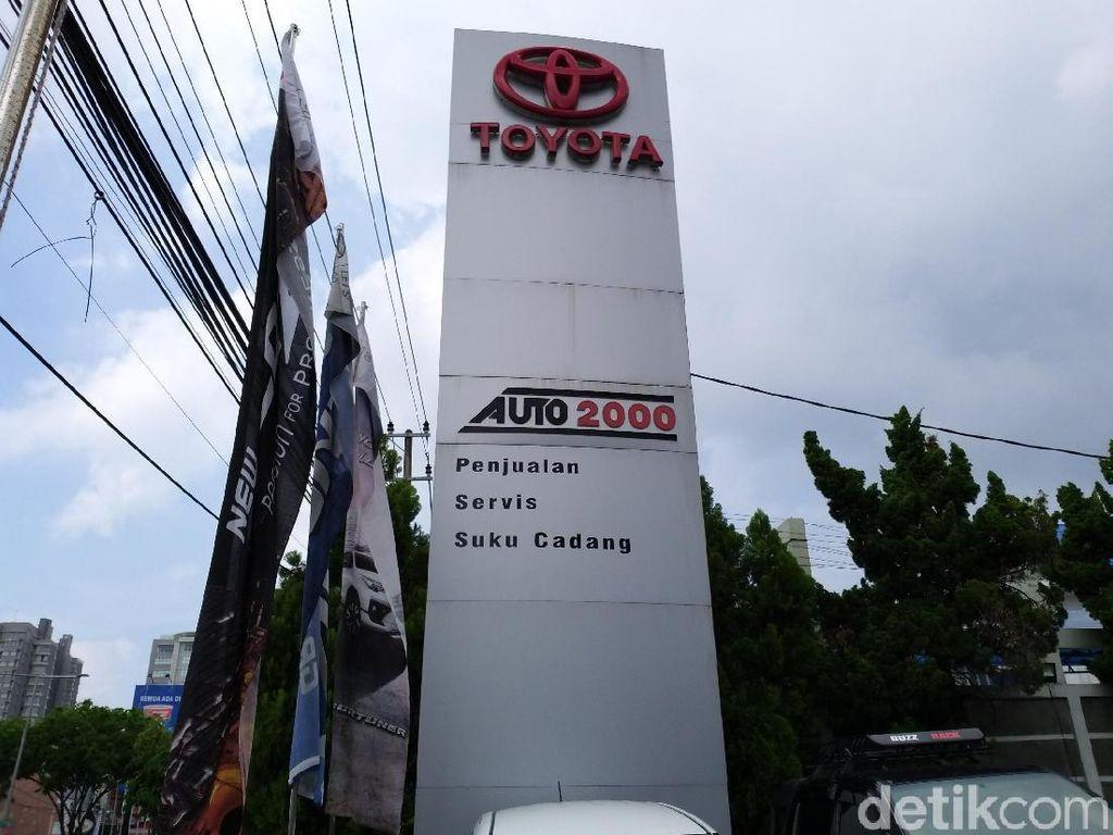 Cara Auto2000 Layani Konsumen Toyota di Pedalaman Kalimantan