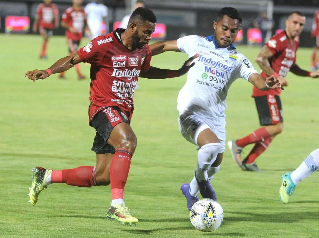 Prediksi Bali United Vs Persib Bandung di Piala Menpora 2021