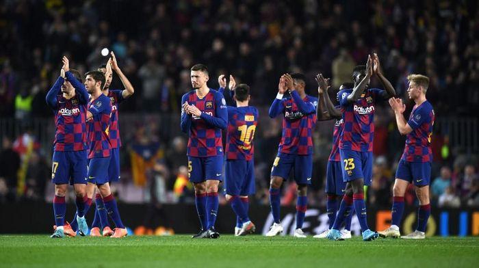 Barcelona diprediksi akan melakukan rotasi saat menghadapi Inter Milan di Liga Champions (Foto: David Ramos/Getty Images)