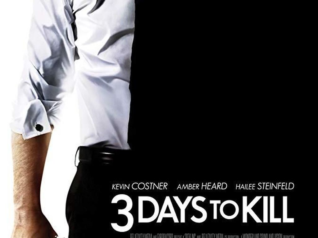 3 Days To Kill, Film Agen Rahasia yang Dibintangi Kevin Costner