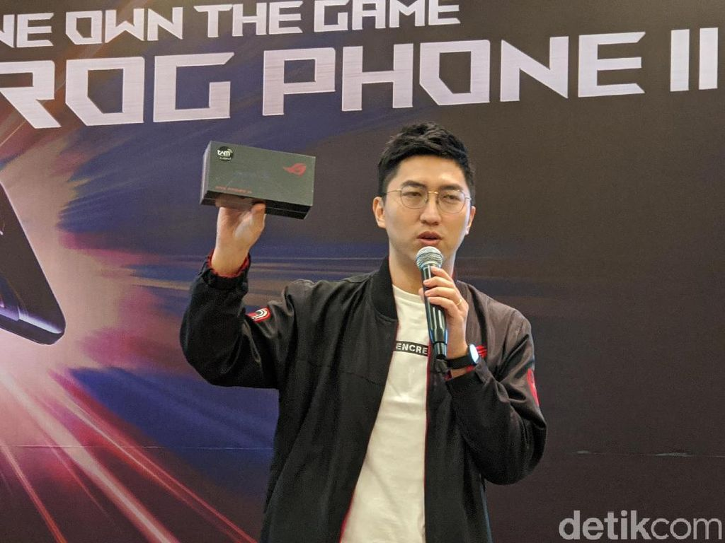 Asus Pastikan ROG 2 Phone Dijual di Indonesia, Kapan?