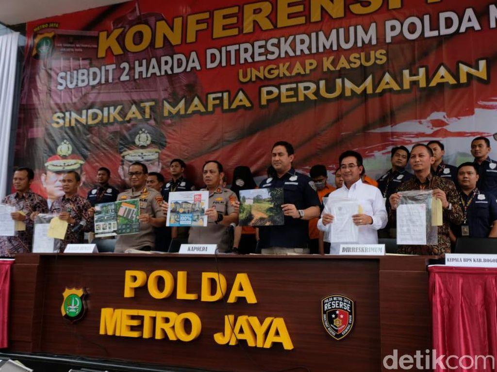 Polisi Bongkar Penipuan Perumahan Syariah Fiktif, 270 Orang Jadi Korban