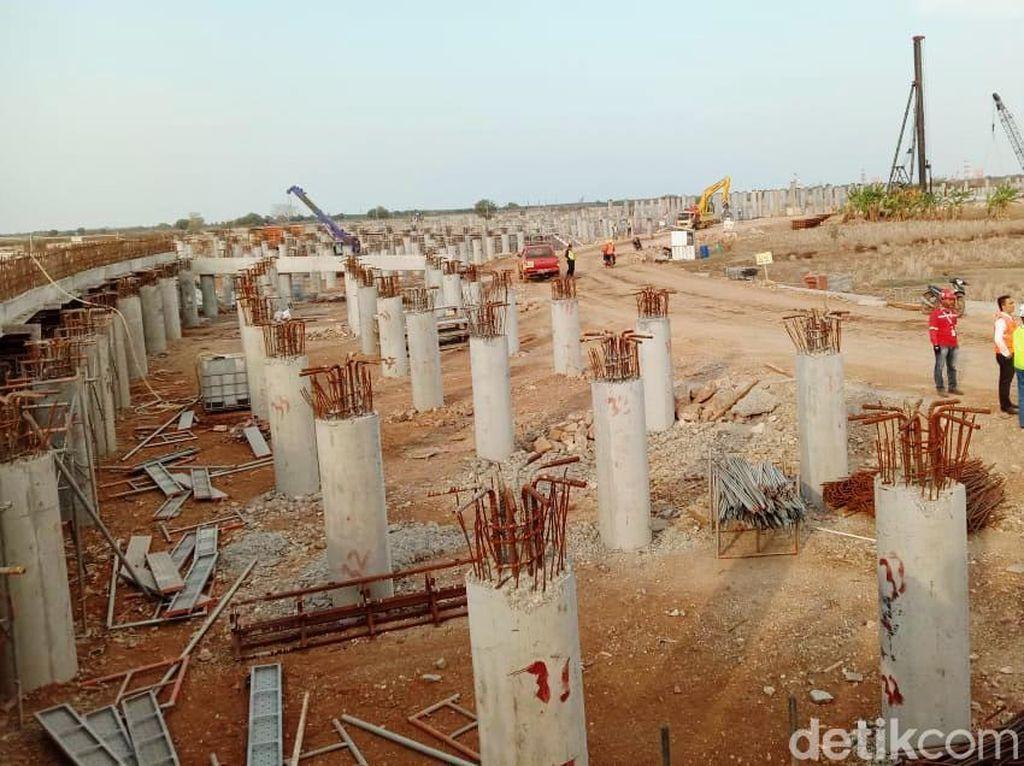 Kontraktor Jalan Akses Pelabuhan Patimban Bikin Basuki Geram