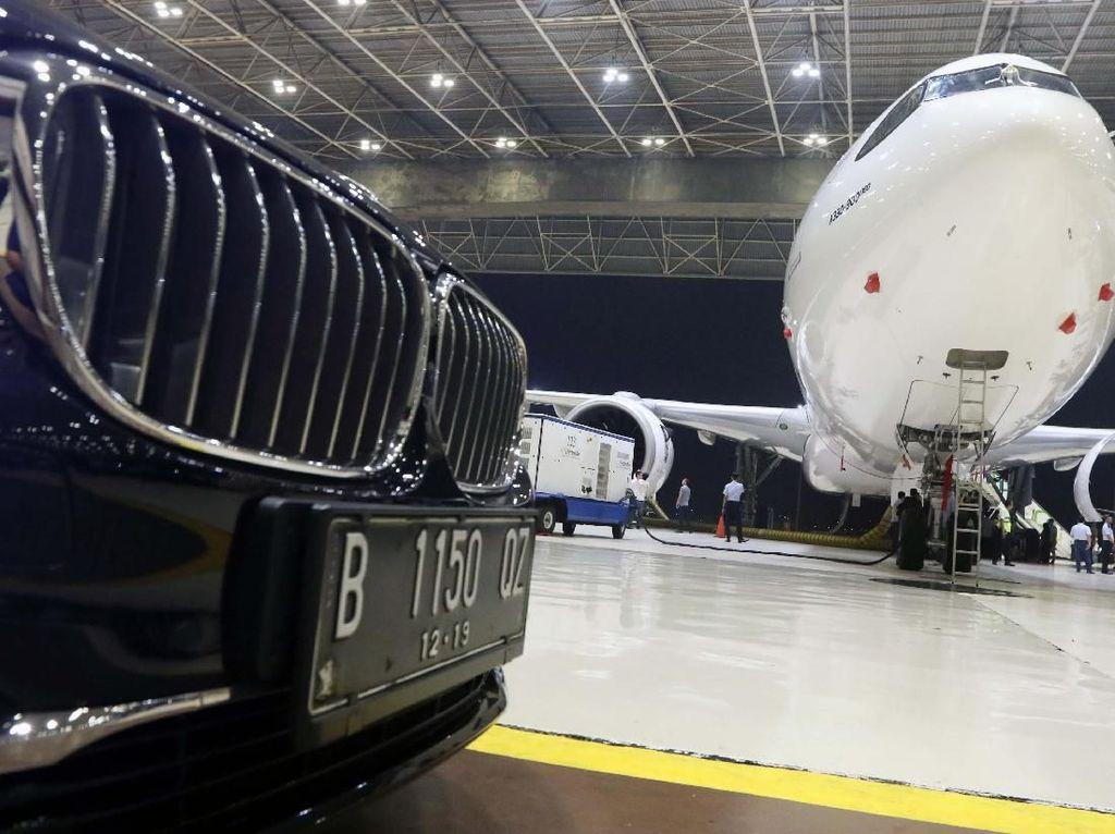 Ketika BMW Seri 7 Duet dengan Airbus A330-900neo