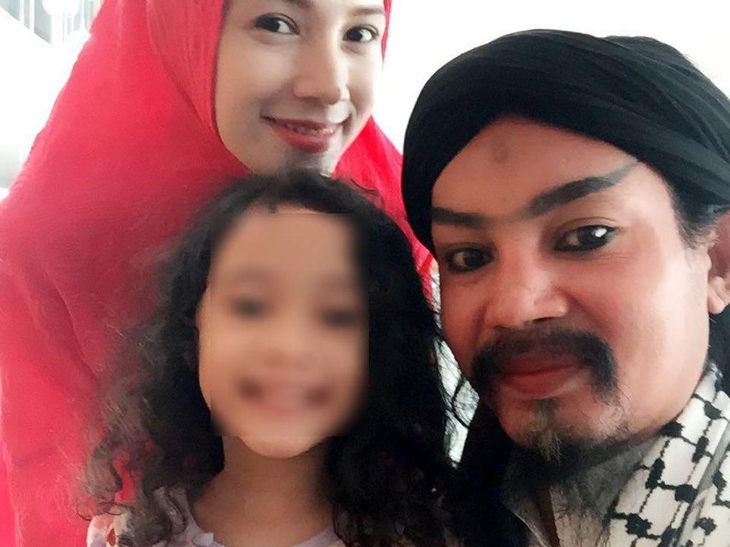 Anak Diintimidasi Keluarga Istri Tua Limbad, Benazir Stres