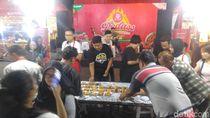 Huaah! Bersiap Disengat Pedas di Festival Kuliner Pedas Semarang