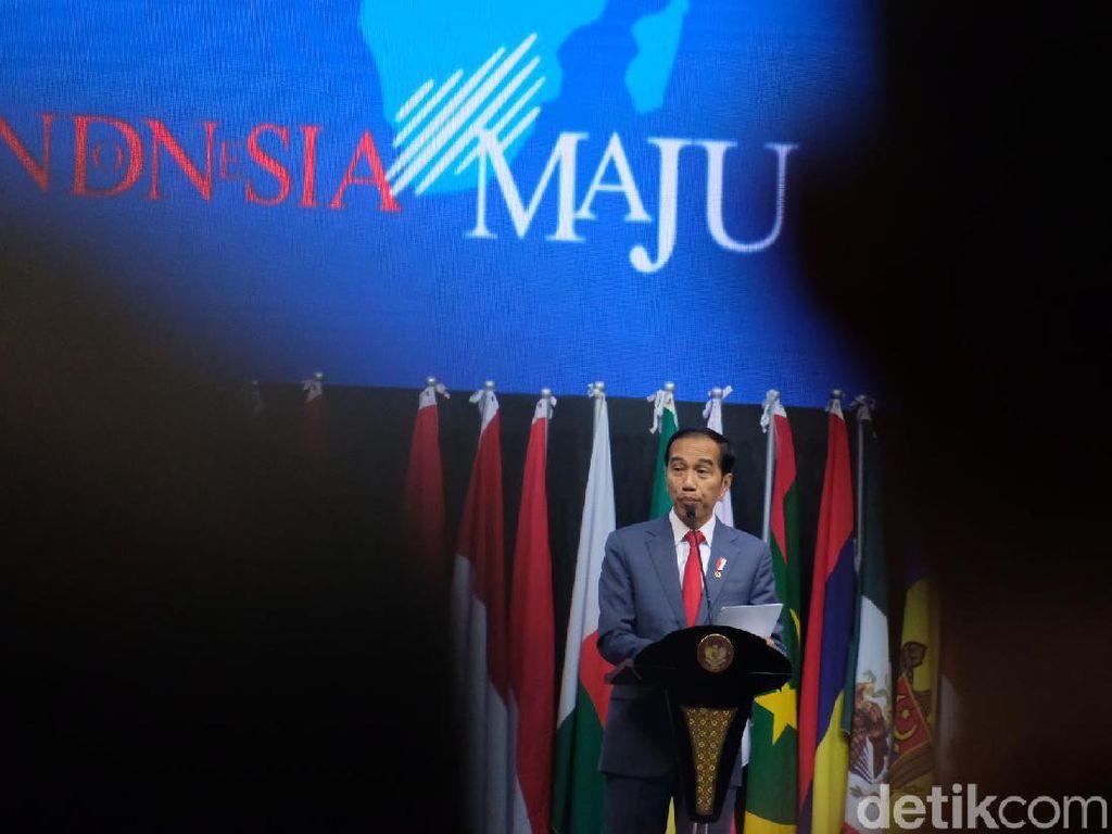 Jokowi: Pengesahan Perseroan di Kemenkum Hanya 7 Menit, Akan Saya Cek
