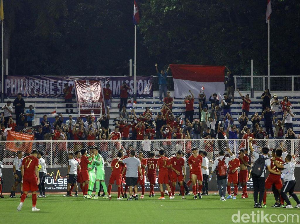 Timnas U-22 Bakal Dapat Dukungan Masif dari Suporter di Tribune