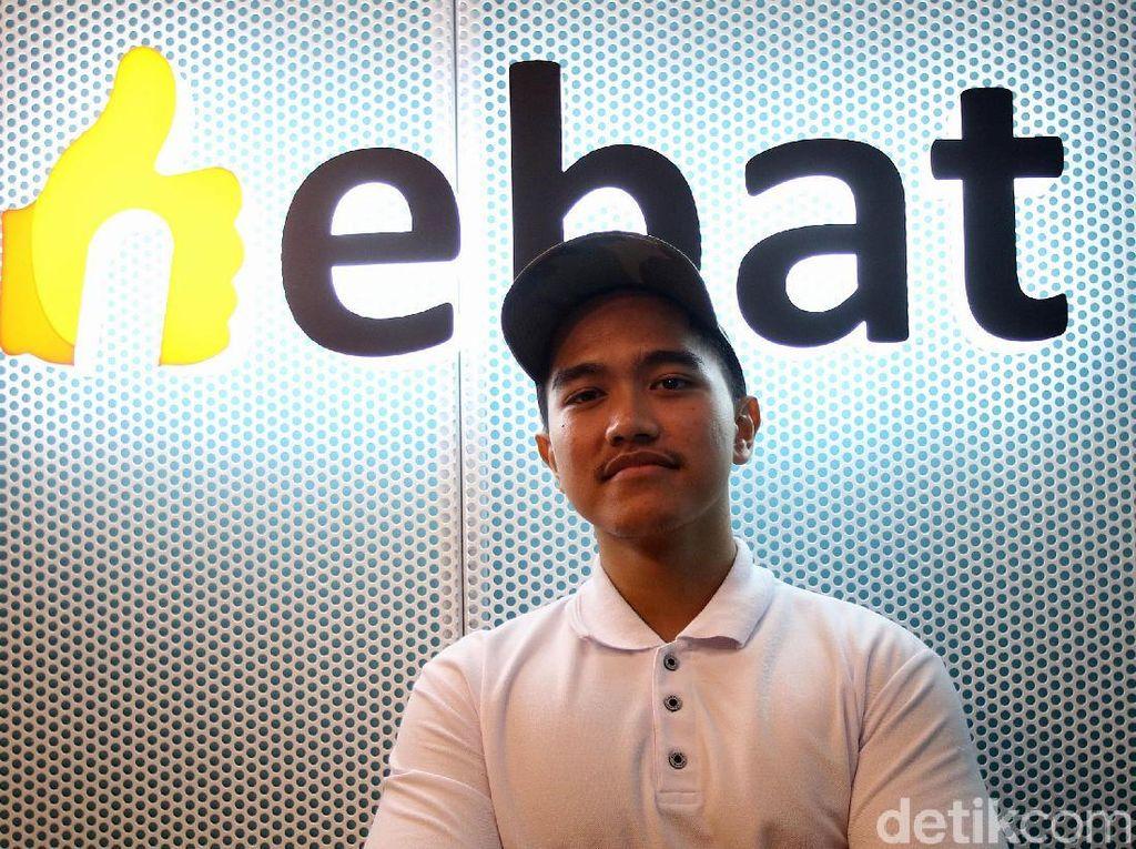 Kaesang Mendadak Mirip Petinggi Sunda Empire, @sundaempire_GL Merespons