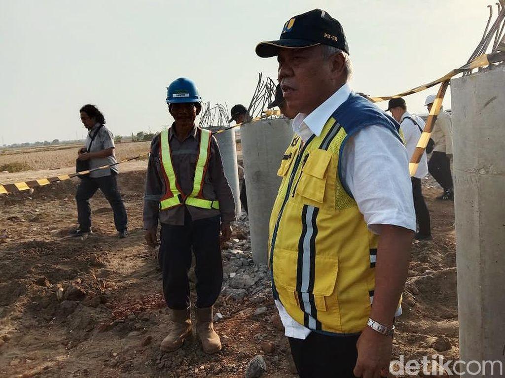 Dicek Menteri PUPR, Ini Proyek Jalan ke Pelabuhan Patimban