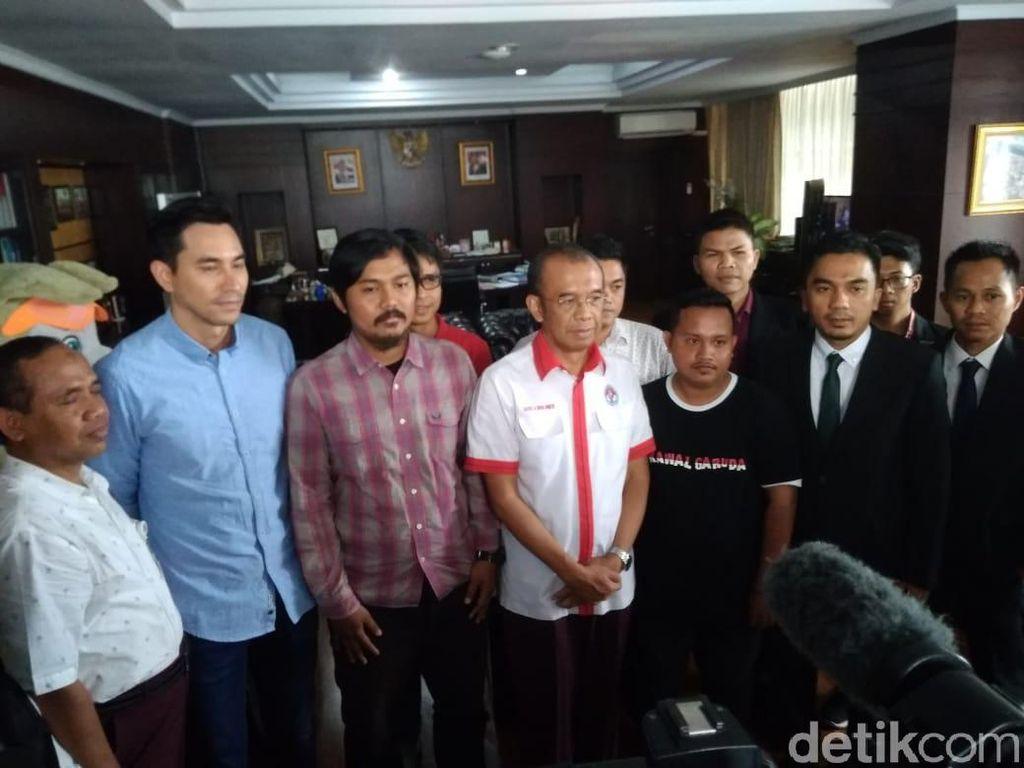 Ini Alasan 2 Korban Tuntut Kemenpora & PSSI Usut Tuntas Pengeroyokan di Malaysia
