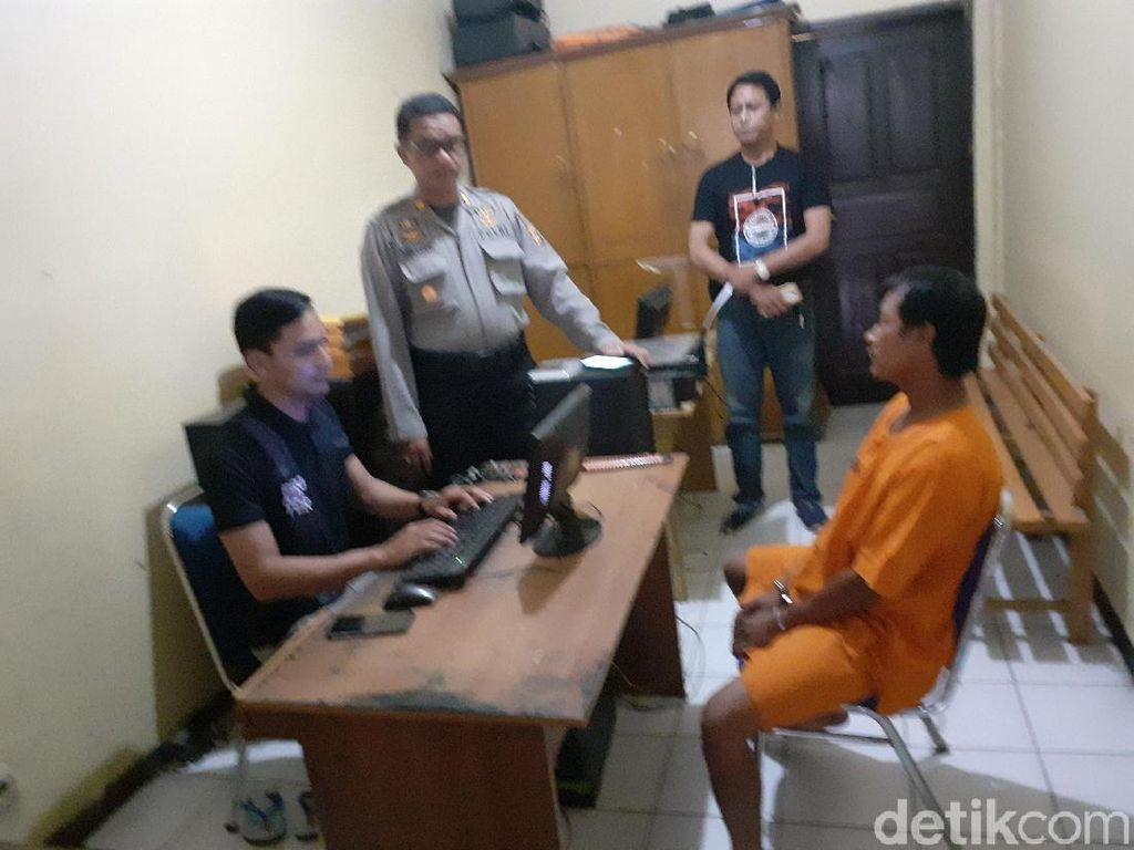 Sakit Hati Ibu Dianiaya, Pria Bacok Paman di Bandung Barat