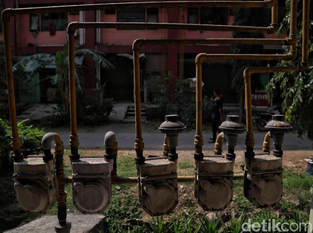 Menperin Sebut Harga Gas Industri Tak Ikuti Aturan Main