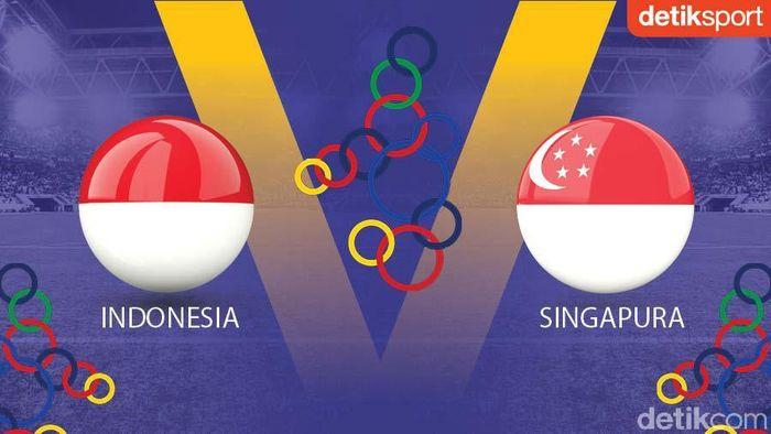 Indonesia Sikat Singapura 2-0