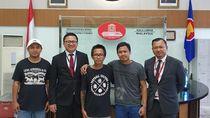 Suporter RI yang Ditangkap di Malaysia Telah Dibebaskan Semua