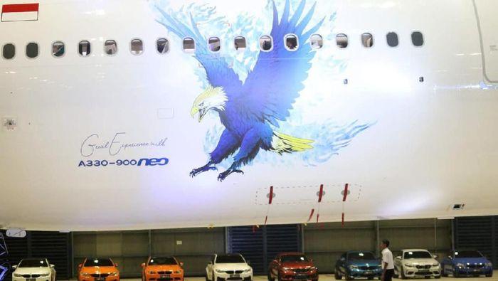 Foto: Istimewa/Garuda Indonesia