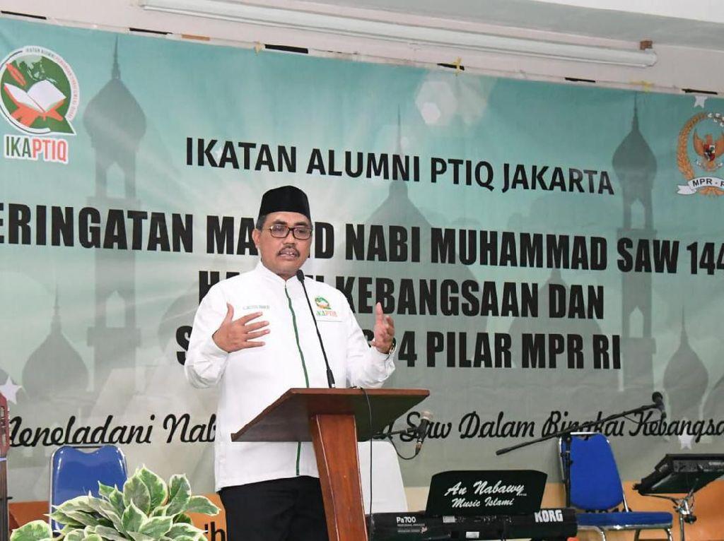 Wakil Ketua MPR Minta PTIQ Kaji Empat Pilar dari Perspektif Alquran