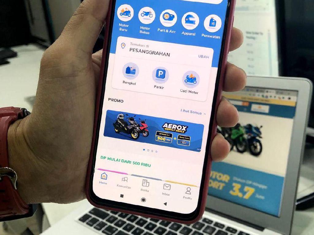 Moladin, Startup Penyedia Bermacam Informasi Sepeda Motor