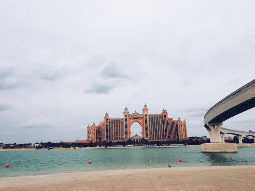 Potret Kota Gurun Dubai yang Jadi Modern