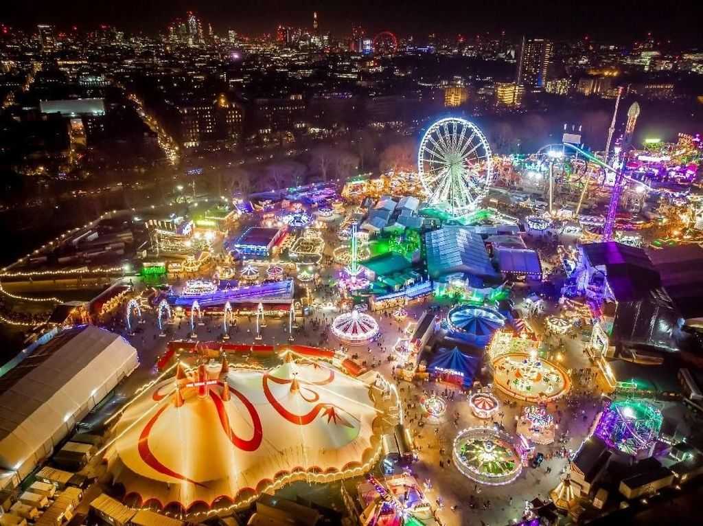 12 Pasar di Dunia untuk Nikmati Liburan Natal yang Beda