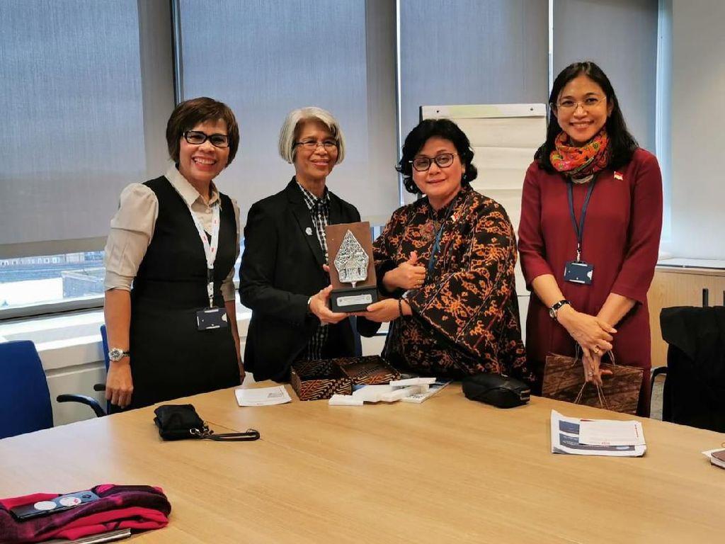 Indonesia Bahas Kesetaraan Gender di Sidang Maritim Internasional